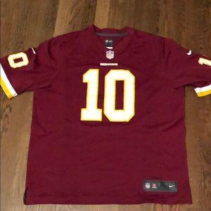 NFL Redskins Jersey Shirt XL